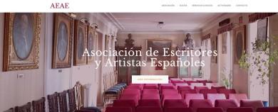 La nueva web de la Asociación de Escritores