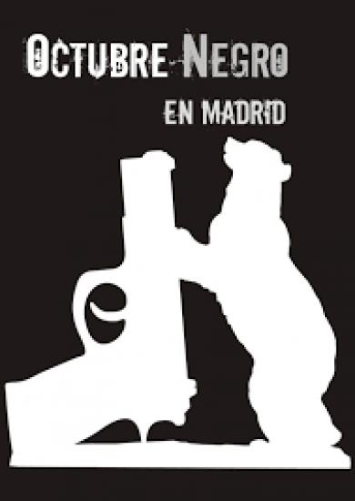 """LA AEAE SERÁ LA ANFITRIONA DEL FESTIVAL LITERARIO """"OCTUBRE NEGRO"""" EN MADRID"""